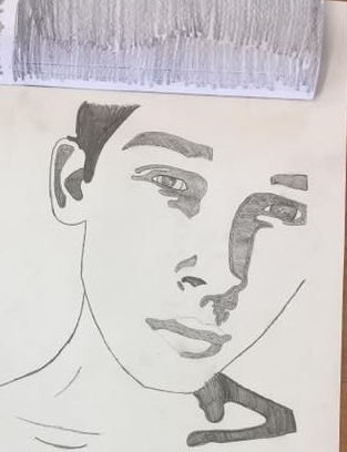 An Evan Self-portrait