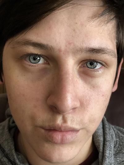 Evan Has Beautiful Eyes