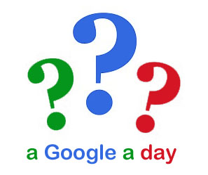 Test Your Googling Skills Using A-Google-A-Day
