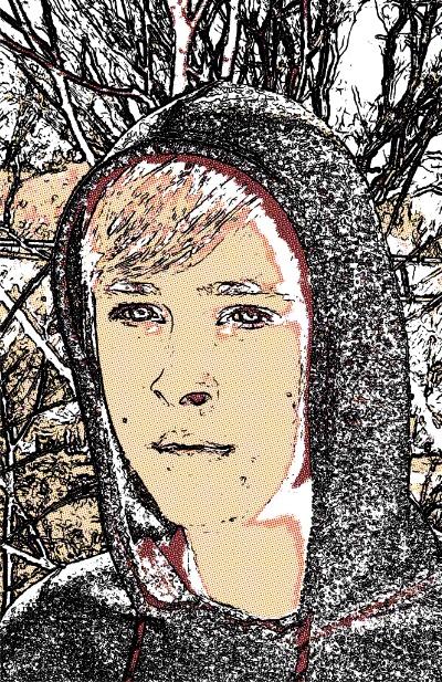 Evan Is an Elf in a Comic Fantasy