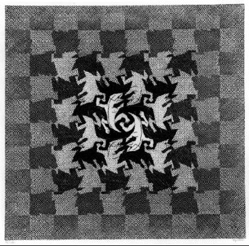 M.C. Escher Development 1