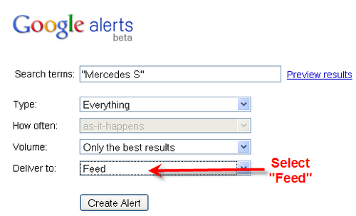Google Alerts, How to Put Google Alerts on Your iGoogle Page