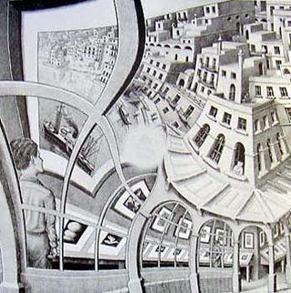 Scoroncocolo 39 s intelligent design photo gallery for Mc escher gallery
